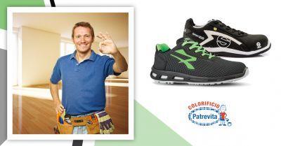 colorificio patrevita offerta vendita scarpe antinfortunistiche torino mirafiori