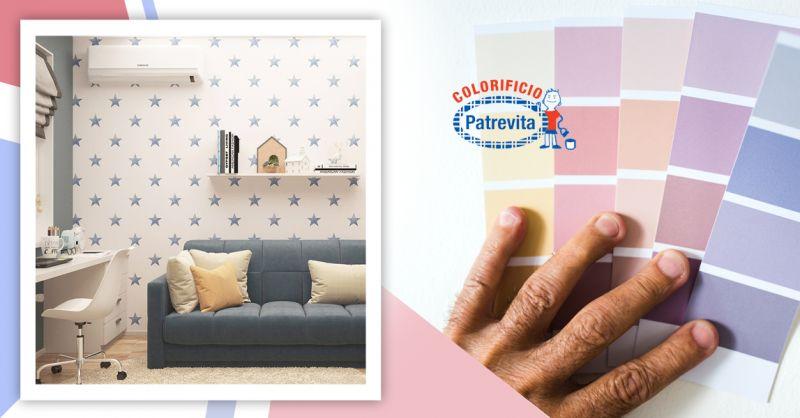 COLORIFICIO PATREVITA - offerta vendita prodotti decorativi interni torino mirafiori