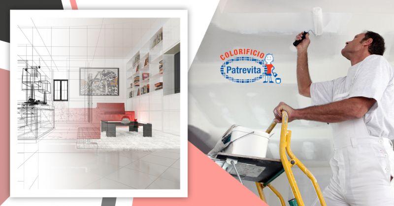 COLORIFICIO PATREVITA - offerta prodotti ristrutturazione interni torino mirafiori