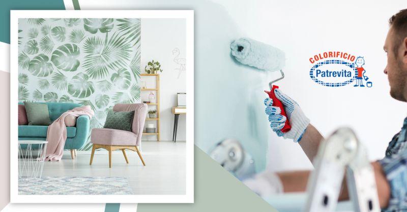 COLORIFICIO PATREVITA - offerta intervento decorazione interni esterni torino