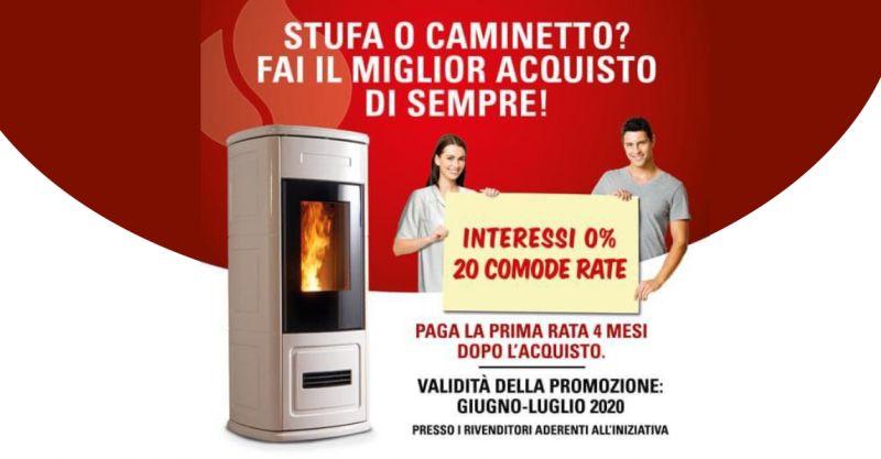 C.AS.EL.-  promozione caminetto o stufa Piazzetta