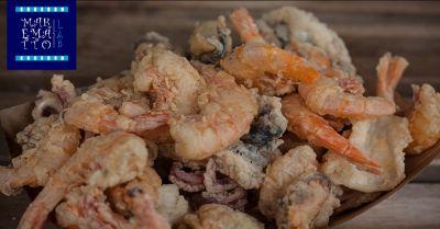 promozione mangiare pesce a livorno offerta salumeria di mare e frittura di pesce