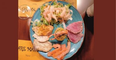 offerta pranzo e cena menu di mare livorno marematto lab