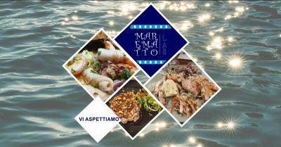 promozione ristorante e street food di pesce fresco tutto lanno livorno mare matto lab