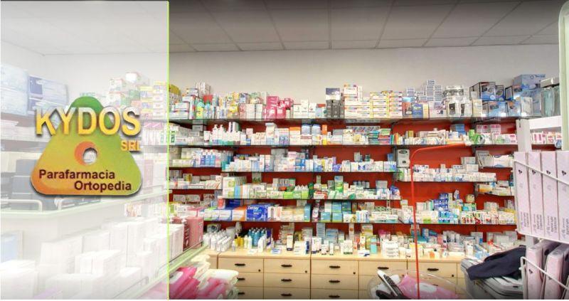 KYDOS PARAFARMACIA - offerta vendita prodotti igiene personale dermocosmesi