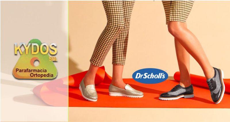 KYDOS ORTOPEDIA - offerta vendita scarpe ortopediche Dr Scholl s uomo e donna