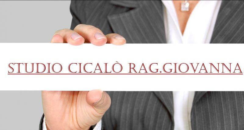 STUDIO RAG.GIOVANNA CICALO' - offerta consulenza fiscale e del lavoro Nuoro