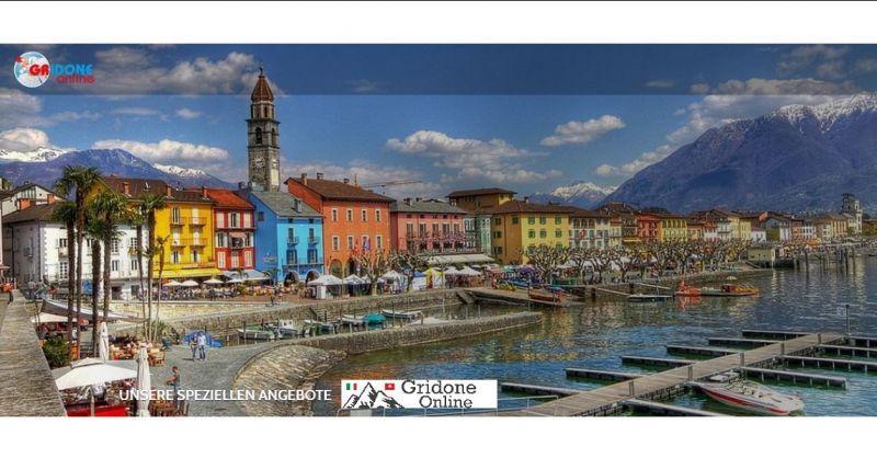 GRIDONE IMMOBILIARE - Immobilienagenturen in den verschiedenen Standorten Schweizerischen