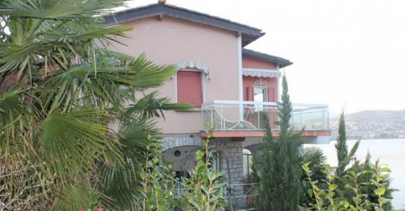 GRIDONE IMMOBILIARE - Verkaufsangebot Villa an sehr herrlicher Aussichtslage in Lugano