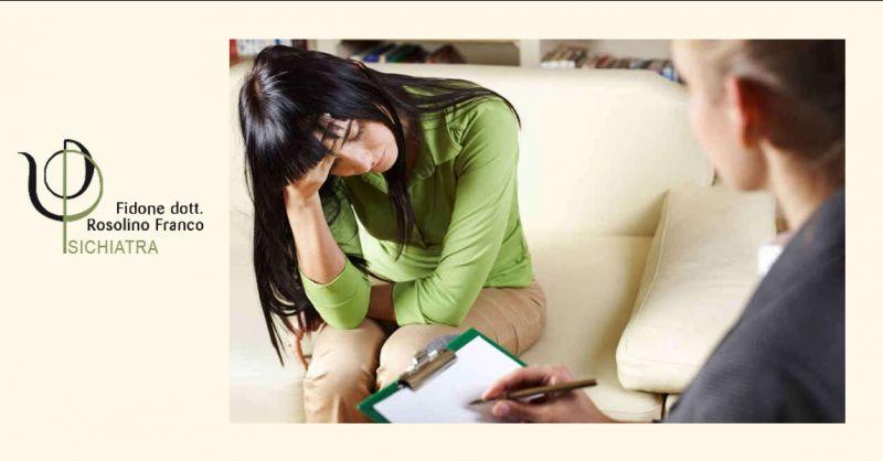DOTT FIDONE PSICHIATRA - offerta diagnosi e terapia per stress post traumatico Treviso