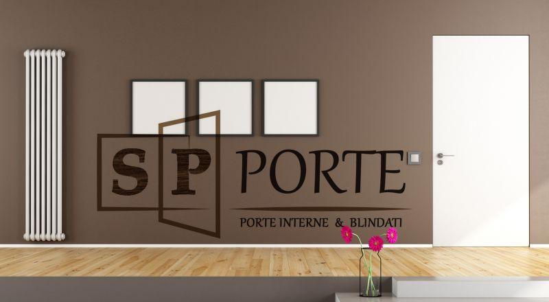 S.P porte offerta porte interne in laminato - occasione porte interne moderne  Caserta
