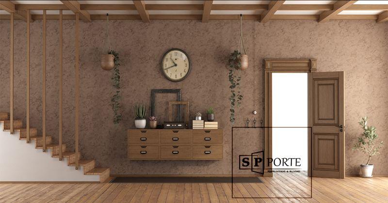 offerta porte interne caserta - occasione porte in legno moderne caserta