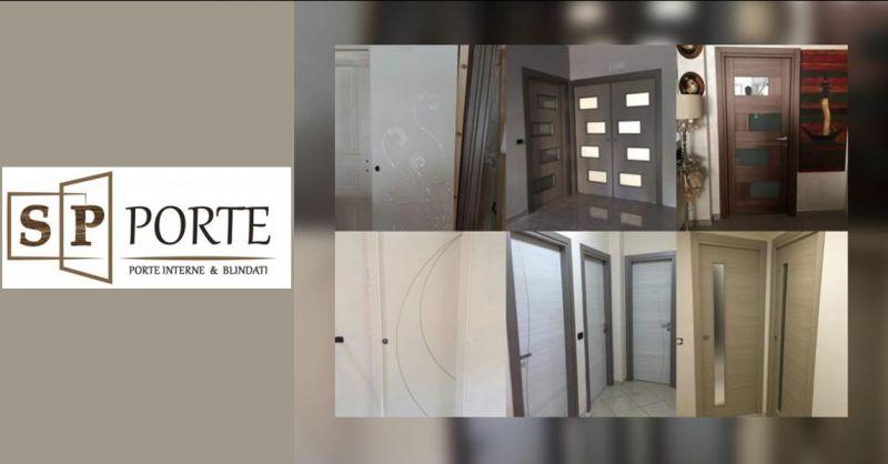 offerta produzione porte moderne caserta - occasione porte artigianali in legno caserta