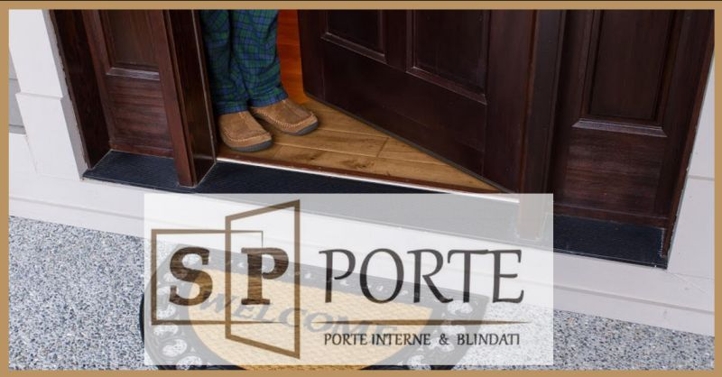SP PORTE - occasione porte blindate di produzione artigianale caserta