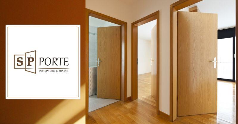 SP PORTE - offerta porte laminate per interni caserta