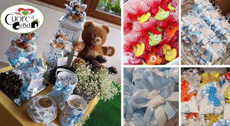 Offerta bomboniere per matrimonio Taranto – Promozione bomboniere per comunione Taranto