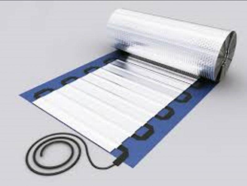 bandella riscaldante antineve per pannelli fotovoltaici