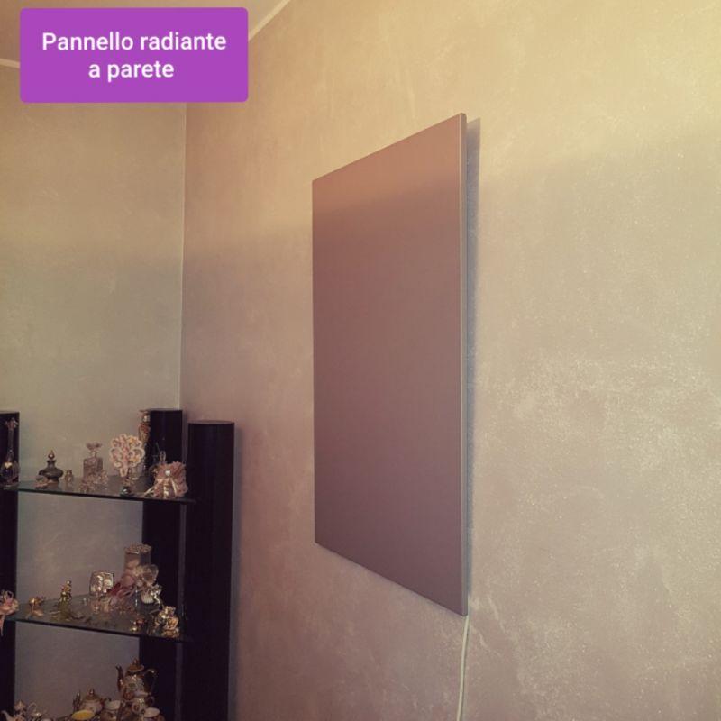 Pannelli radianti per riscaldamento a parete warmset technology