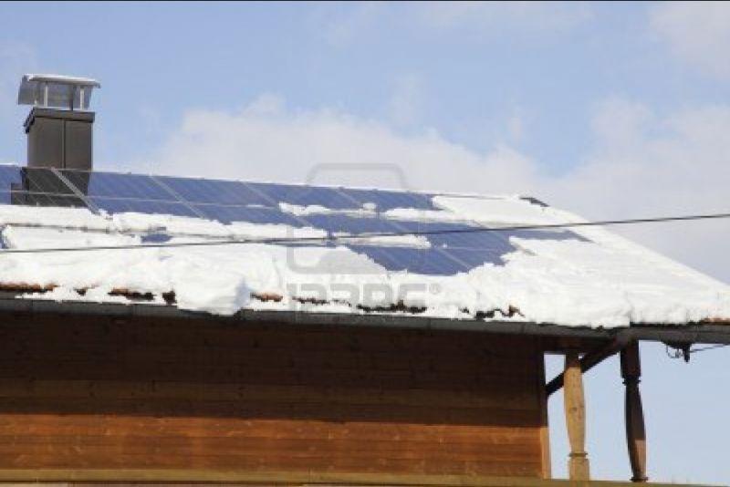 Sbrinamento , antineve,protezioni di fotovoltaici