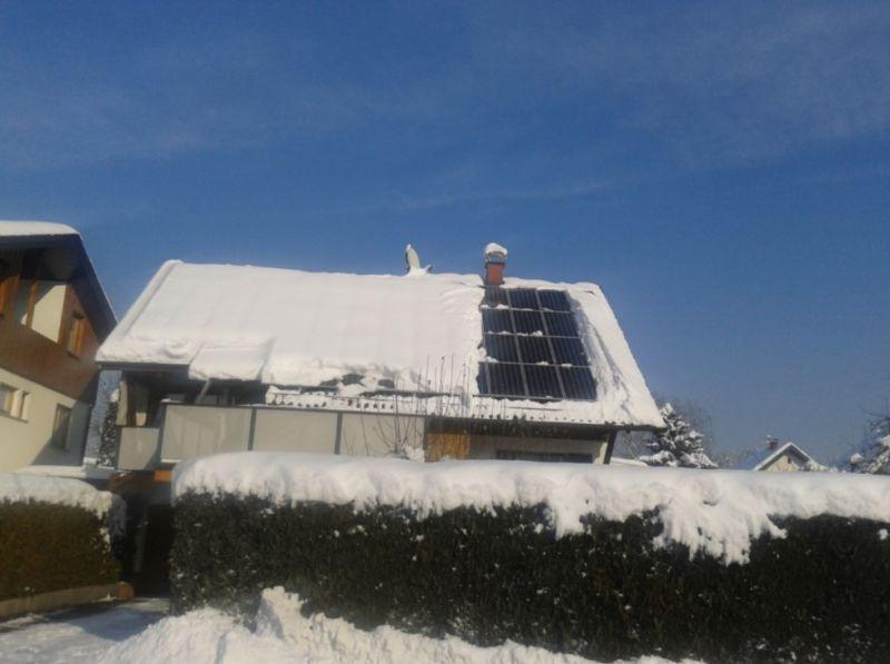 Bieten Online-Verkauf innovatives System mit Anti-Schneeklebeband für die Photovoltaik
