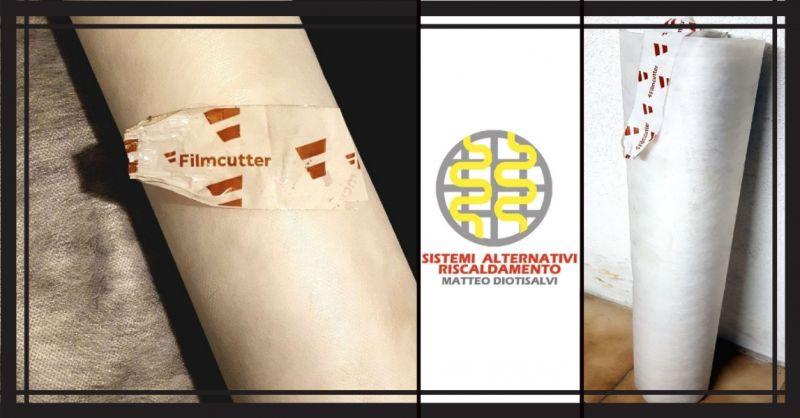SISTEMI RISCALDAMENTO Matteo Diotisalvi - Occasion Tissu non tissé 100% polyester GTX