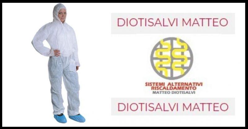 SISTEMI RISCALDAMENTO Matteo Diotisalvi - Sanitärvliesstoffe und Bioprotektionen