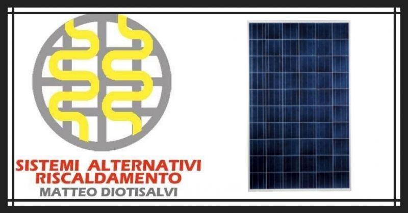 Matteo Diotisalvi - Promotion des onduleurs photovoltaïques à haut rendement
