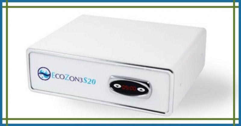 SISTEMI RISCALDAMENTO - Desinfektion mit Ozon inaktivierenden Viren und Bakterien