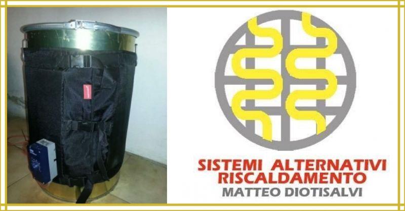 SISTEMI RISCALDAMENTO Matteo Diotisalvi - Sonderangebot Trommelwärmer