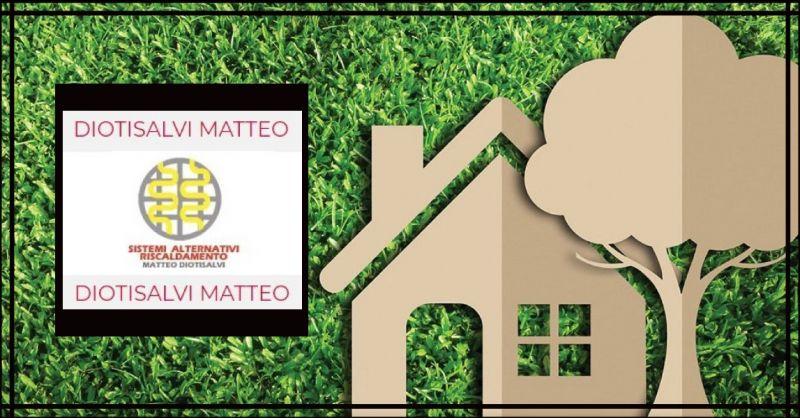 SISTEMI RISCALDAMENTO Matteo Diotisalvi - Chauffage alternatif intégré fabriqué en Italie
