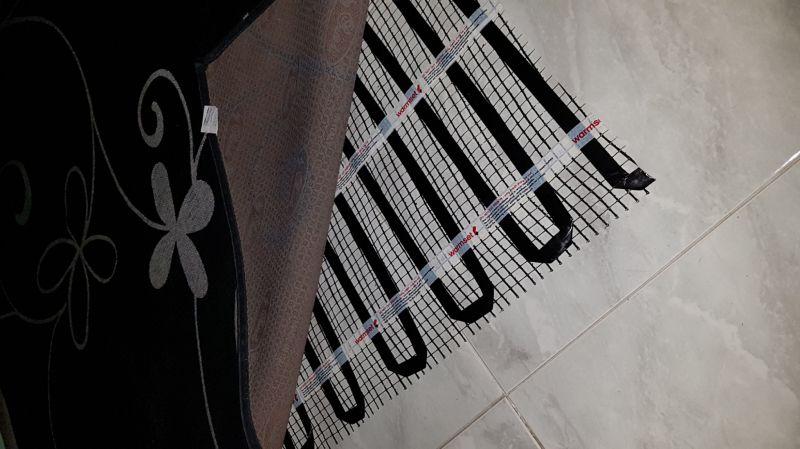 SISTEMI RISCALDAMENTO Matteo Diotisalvi - Offerta riscaldamenti radianti elettrici a pavimento