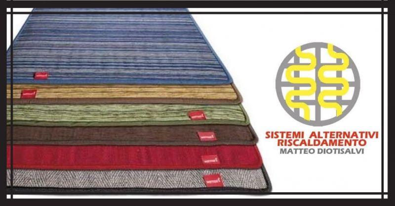 Matteo Diotisalvi - Offre de vente de tapis thermiques pour le bureau ou la maison