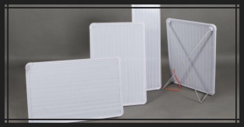 Panneaux radiants en technologie infrarouge polycarbonate, confort et bien-être polyvalents