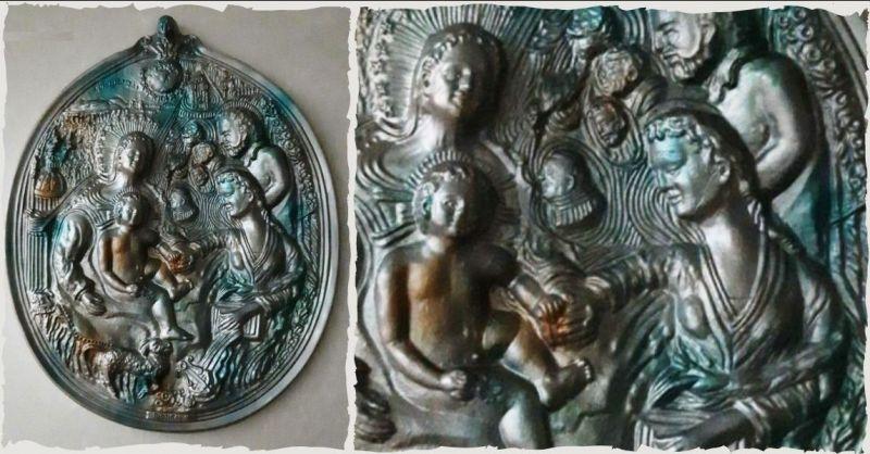 Angebot zum Verkauf eines Kunstwerks einzigartiges künstlerisches Artefakt Diotisalvi Francesco