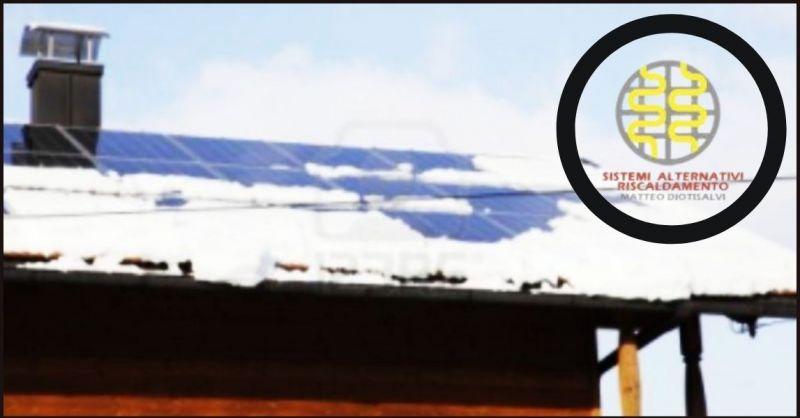 Förderung von elektrischen Außenheizungssystemen mit Anti-Schnee-Funktion