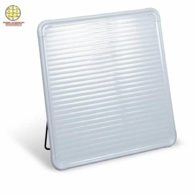 Pannelli radianti per riscaldamento a parete o soffitto