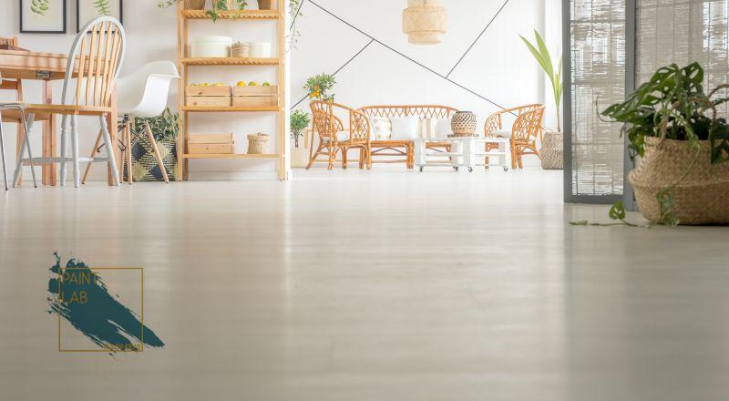 Paint Lab offerta resina per pavimenti - occasione pavimentazione in resina Napoli