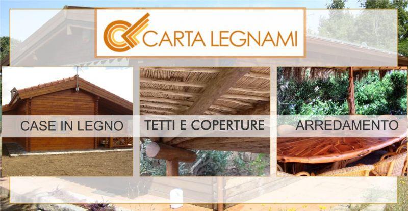 CARTA LEGNAMI - offerta lavorazioni in legno di ginepro e castagno
