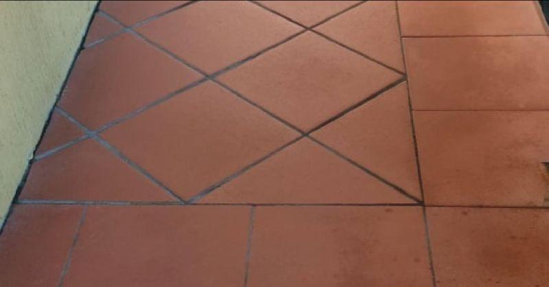 ICLEAN offerta trattamento pavimenti in cotto interni ed esterni Umbria