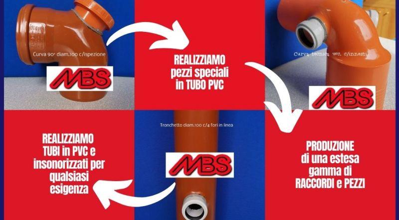 OFFERTA realizzazione di tubi e raccordi in PVC a Modena – Occasione tubazioni in PCV a Modena