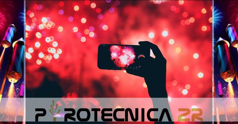 Offerta allestimento Spettacoli pirotecnici Roma - Occasione vendita fuochi d'artificio Roma