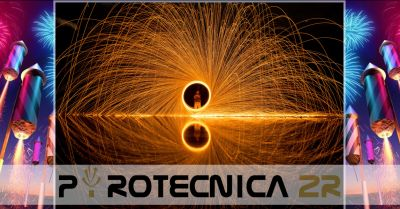 offerta vendita fontane pirotecniche roma occasione realizzazione scritte pirotecniche roma