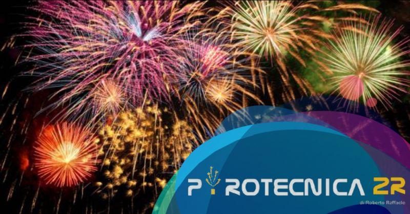 offerta servizio allestimenti pirotecnici Roma - occasione fuochi d artificio Guidonia