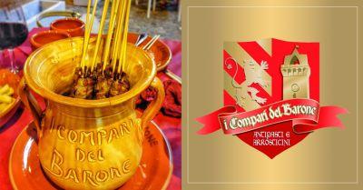 i compari del barone offerta ristorante cucina teramana occasione menu tradizionale teramano