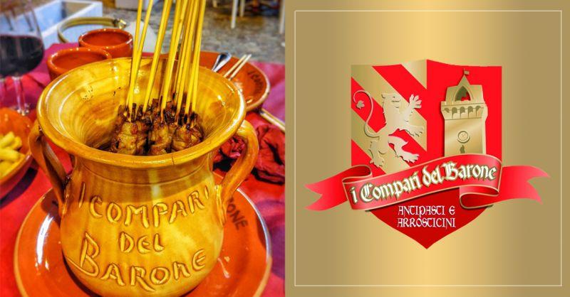 I COMPARI DEL BARONE offerta ristorante cucina teramana - occasione menu tradizionale teramano