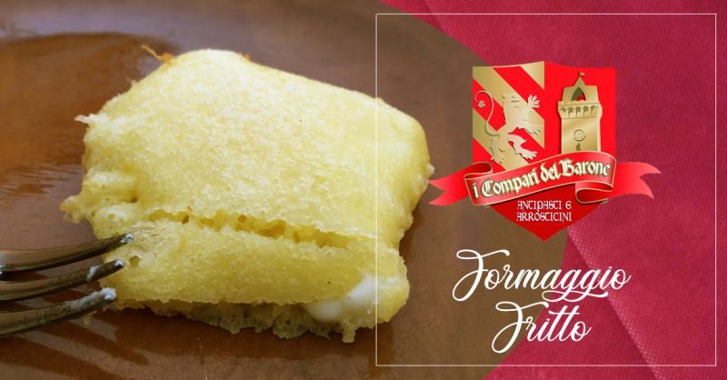 offerta mangiare formaggio fritto Tortoreto - occasione formaggio fritto abruzzese