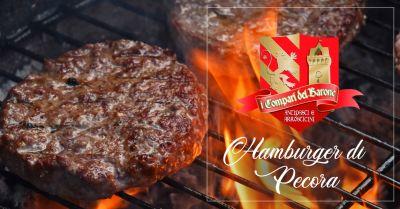 offerta hamburger di pecora ristorante tortoreto occasione specialita carne di pecora tortoreto
