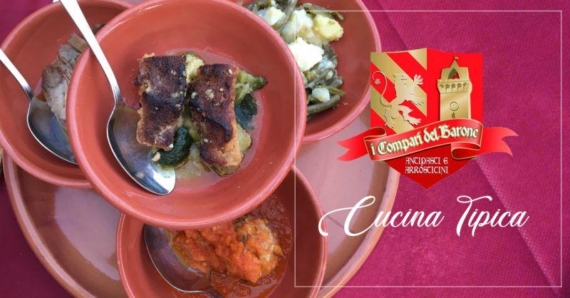 offerta ristorante cucina tipica abruzzese Tortoreto - occasione piatti tipici teramani