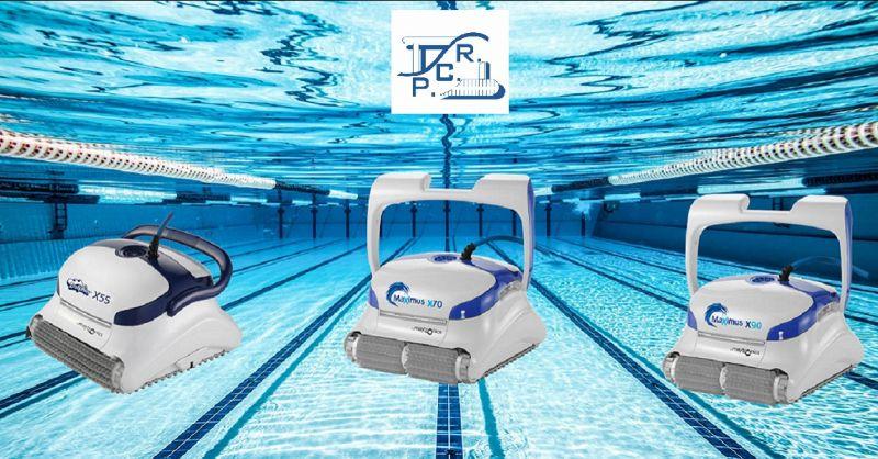 PCR ITALIA - Cerca migliore promozione per manutenzione robot per la pulizia piscina in italia