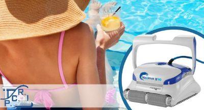 pcr italia cerca migliore offerta per assistenza robot elettrici pulizia piscine in italia